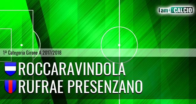 Roccaravindola - Rufrae Presenzano