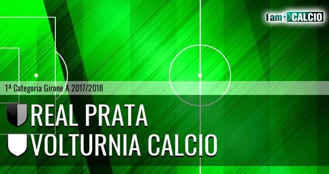 Real Prata - Volturnia Calcio