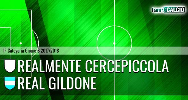Realmente Cercepiccola - Real Gildone