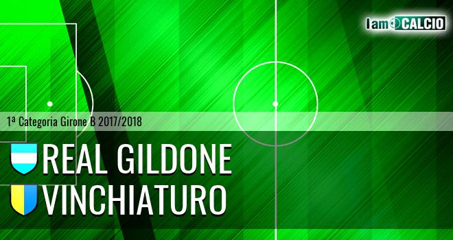 Real Gildone - Vinchiaturo