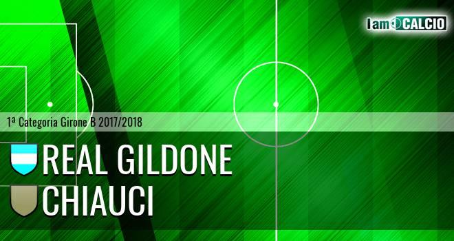 Real Gildone - Chiauci