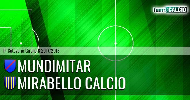 Mundimitar - Mirabello Calcio