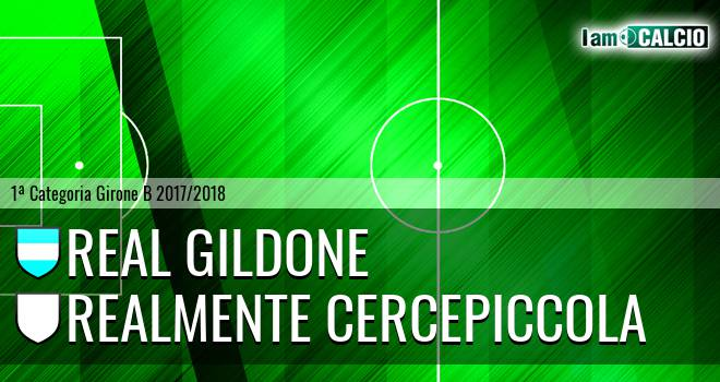 Real Gildone - Realmente Cercepiccola