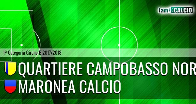 Quartiere Campobasso Nord - Maronea Calcio