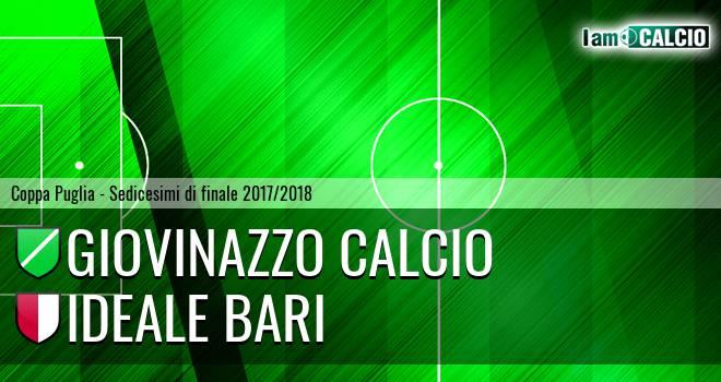 Giovinazzo Calcio - Ideale Bari