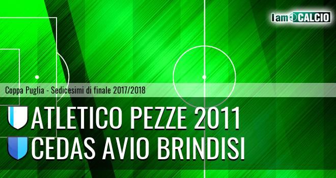 Atletico Pezze 2011 - Cedas Avio Brindisi