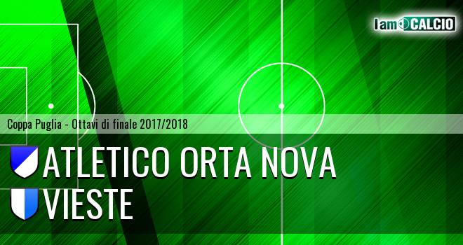 Team Orta Nova - Vieste