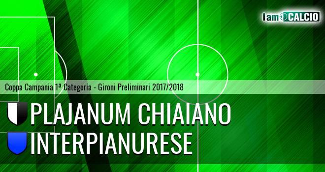 Plajanum Chiaiano - Interpianurese