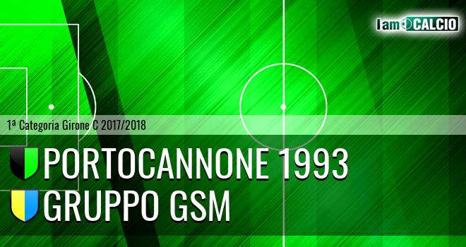 Portocannone 1993 - Gruppo GSM