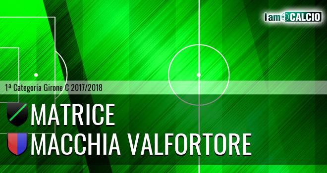 Matrice - Macchia Valfortore