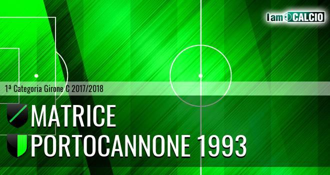 Matrice - Portocannone 1993