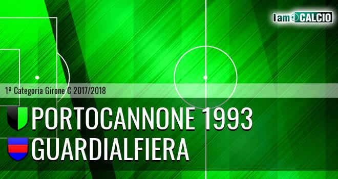 Portocannone 1993 - Guardialfiera