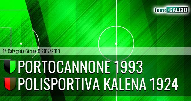 Portocannone 1993 - Polisportiva Kalena 1924