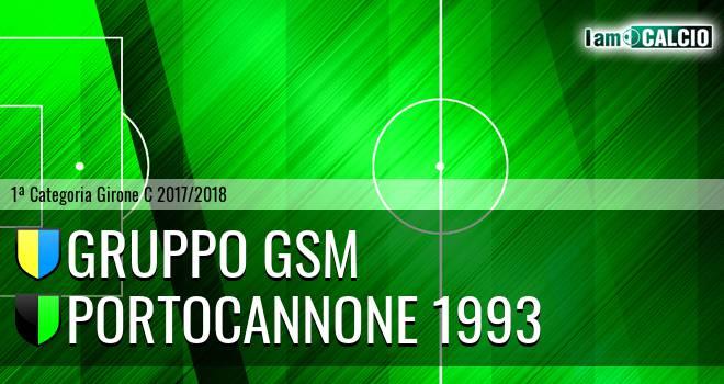 Gruppo GSM - Portocannone 1993