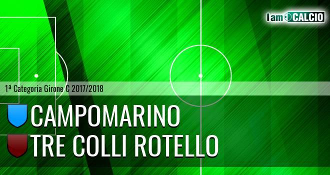 Campomarino - Tre Colli Rotello