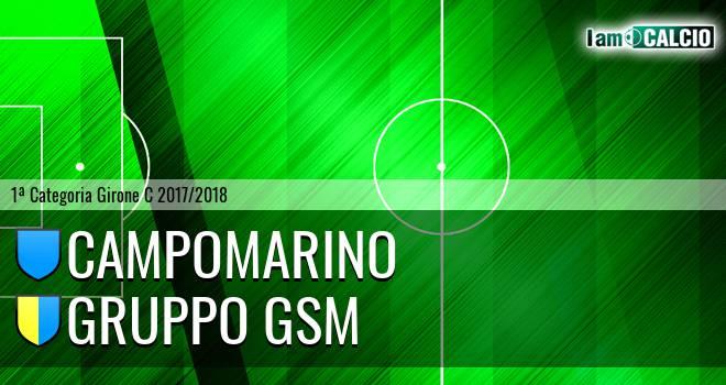 Campomarino - Gruppo GSM