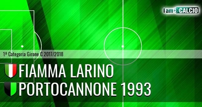 Fiamma Larino - Portocannone 1993