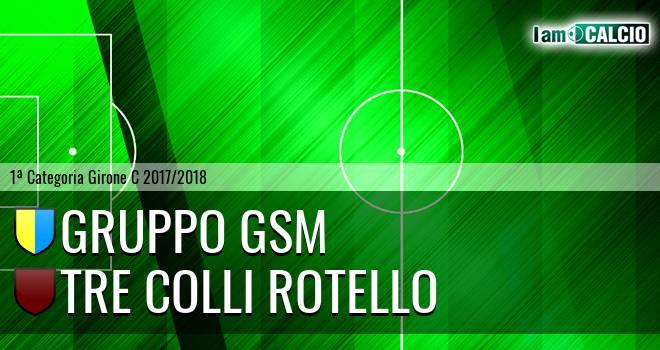 Gruppo GSM - Tre Colli Rotello