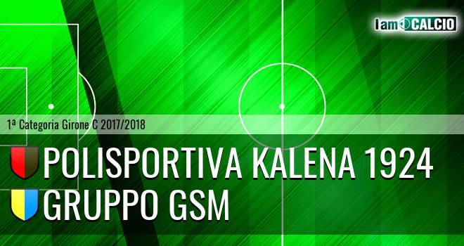 Kalena 1924 - Gruppo GSM