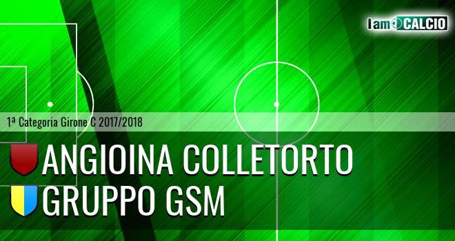 Angioina Colletorto - Gruppo GSM