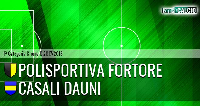 Polisportiva Fortore - Casali Dauni