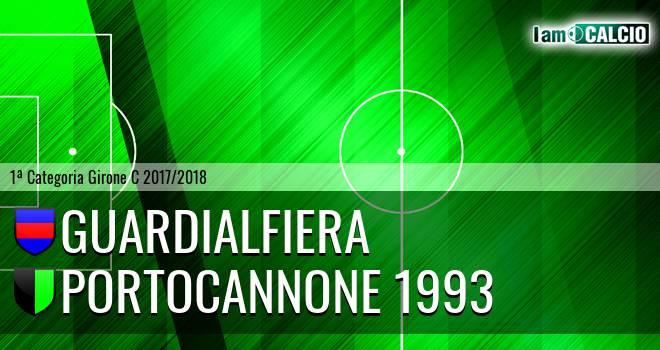 Guardialfiera - Portocannone 1993