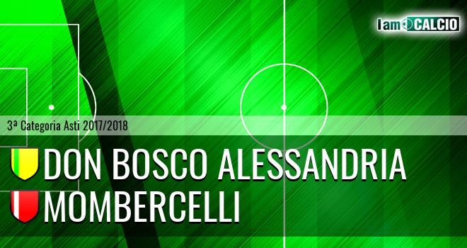 Don Bosco Alessandria - Mombercelli