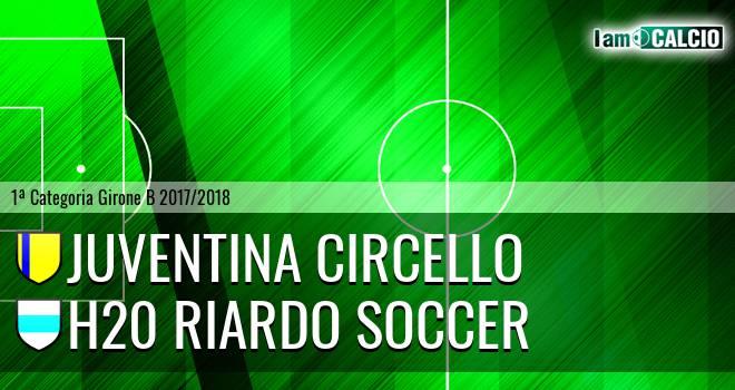 Juventina Circello - H20 Riardo Soccer