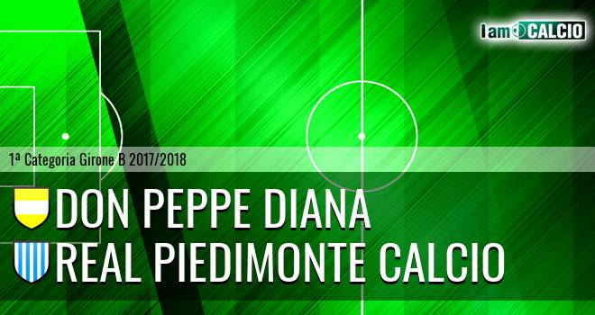 Don Peppe Diana - Real Piedimonte Calcio
