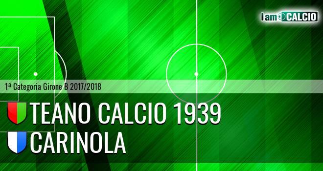 Teano Calcio 1939 - Carinola
