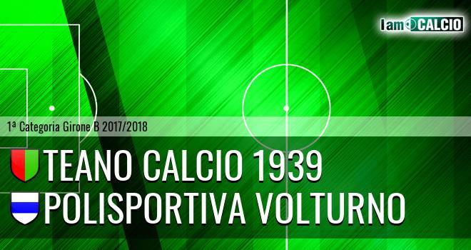 Teano Calcio 1939 - Polisportiva Volturno