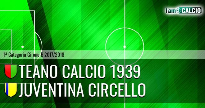 Teano Calcio 1939 - Juventina Circello