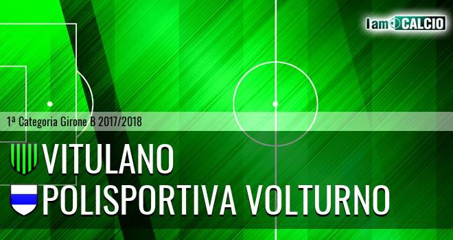 Vitulano - Polisportiva Volturno
