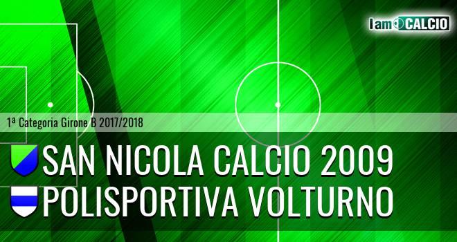 San Nicola Calcio 2009 - Polisportiva Volturno