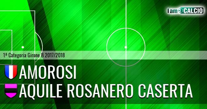 Amorosi - Aquile Rosanero Caserta