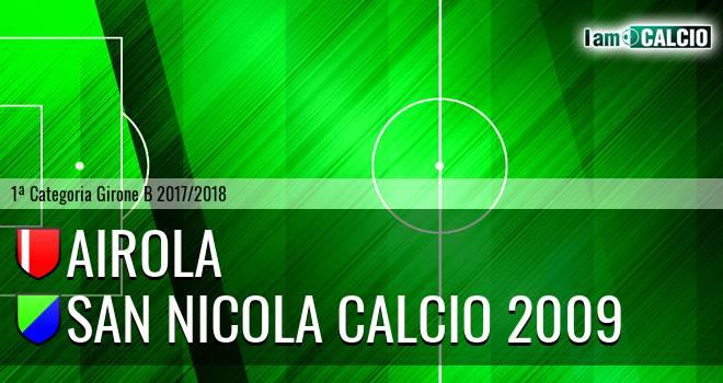 Airola - San Nicola Calcio 2009