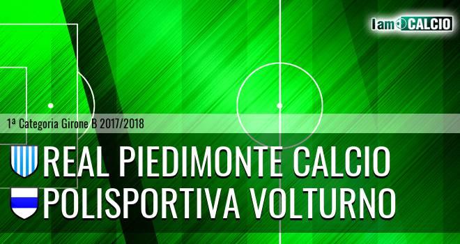 Real Piedimonte Calcio - Polisportiva Volturno