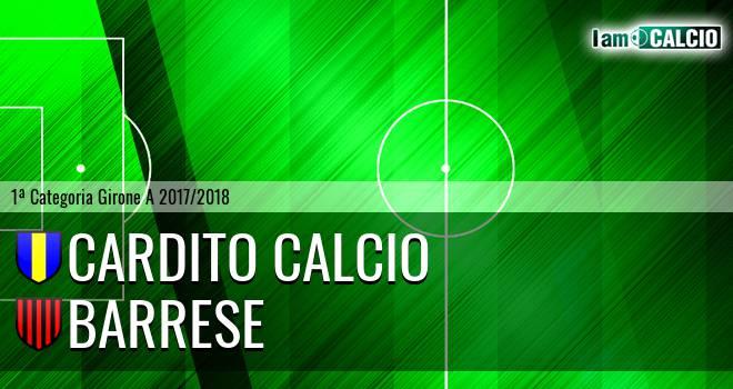 Cardito Calcio - Barrese