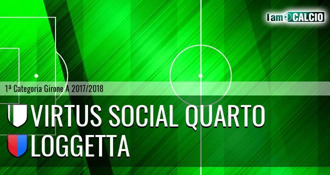 Virtus Social Quarto - Loggetta