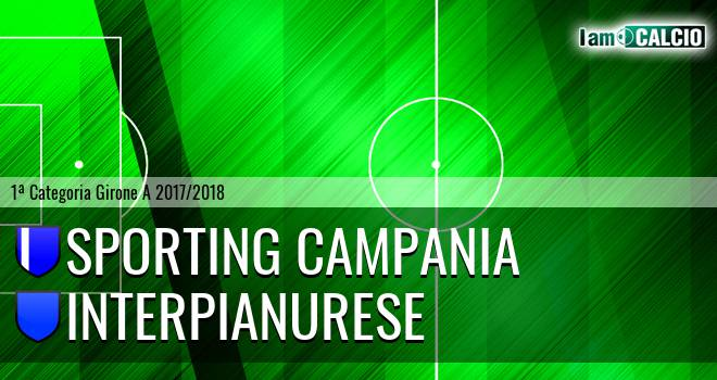 Sporting Campania - Interpianurese