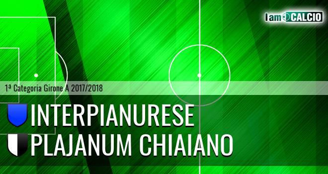 Interpianurese - Plajanum Chiaiano