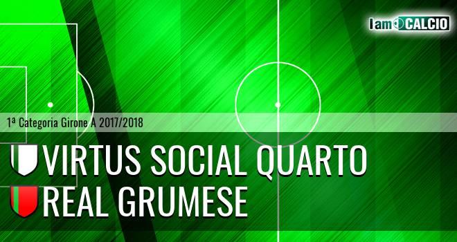 Quarto Calcio - Real Grumese