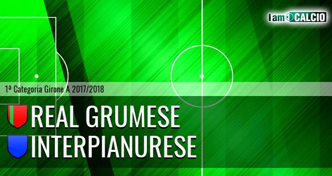 Real Grumese - Interpianurese