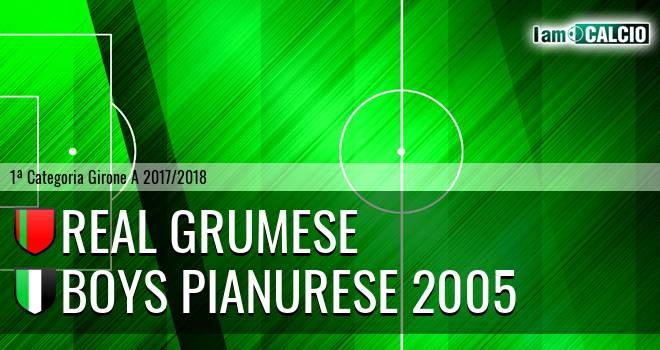 Real Grumese - Boys Pianurese 2005