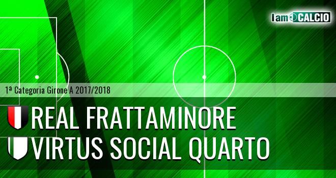 Vis Frattaminorese - Quarto Calcio
