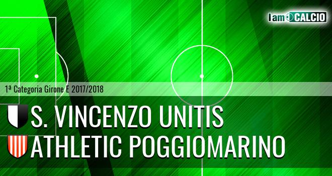 S. Vincenzo Unitis - Athletic Poggiomarino