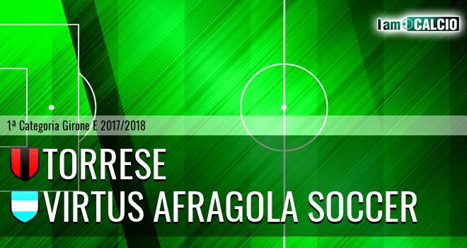Torrese - Virtus Afragola Soccer