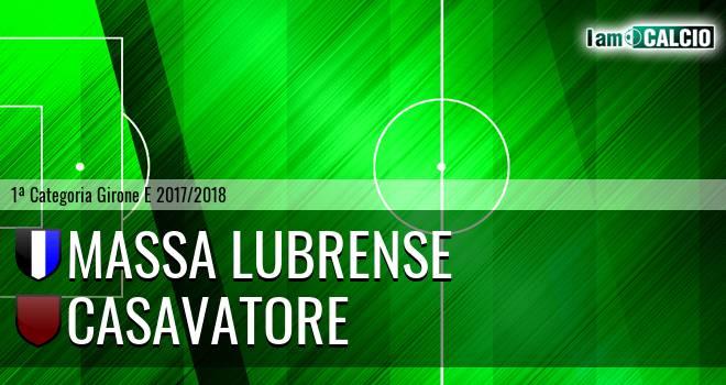 Massa Lubrense - Casavatore Calcio