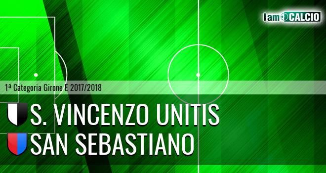 S. Vincenzo Unitis - San Sebastiano