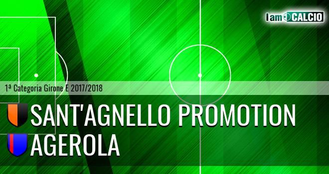 Sant'Agnello Promotion - Agerola